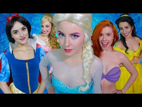 Frozen – A Musical feat. Disney Princesses