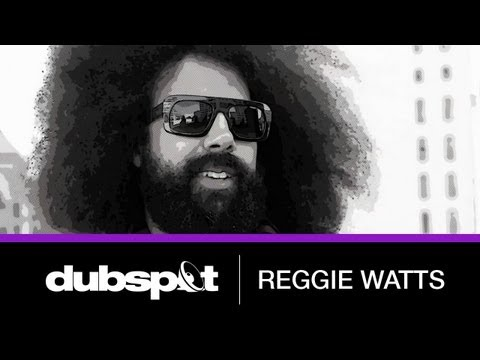 Reggie Watts Dubspot Interview @ SXSW Talks Music Technology, Live Performance, Comedy!