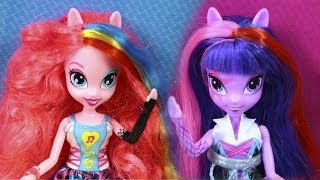 Singing Dolls Equestria Girls / Śpiewające Lalki