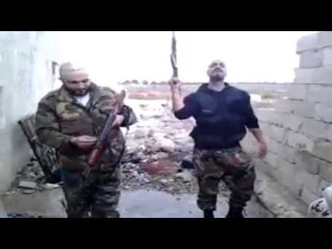 LA gangbangers fighting in Syria homie - Truthloader