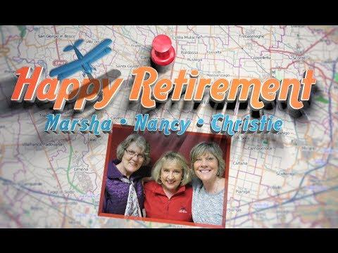 Happy Retirement for Amazing Parker Staff
