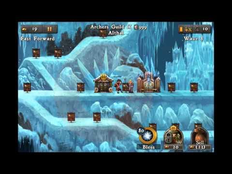 Defender Chronicles 2 Elwyn Razortooth Legendary walkthrough