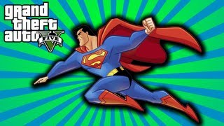 GTA V - How To Fly! Superman Skyfall: Get anywhere in map FAST! (GTA 5 Secret Tips)