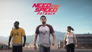 Need for Speed Payback - Sztori Trailer