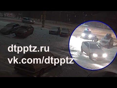 Ночью на Кукковке полиция задержала нетрезвого водителя. Решается вопрос о возбуждении уголовного дела