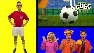 World Cup 2014 Song Samba Time CBBC