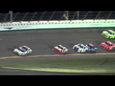 2012 Subway Jalapeno 250 - Danica Patrick Big Crash