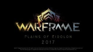 Warframe - Plains of Eidolon 17 perc játékmenet