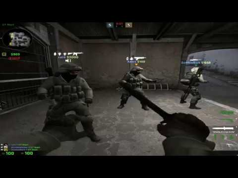 CS:GO Full  Competitive Gameplay - DUST II
