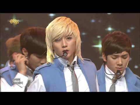 【TVPP】 NU'EST - Hello, 뉴이스트 – 여보세요 @Show Music Core