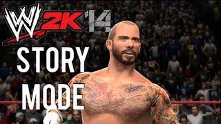 WWE 2K14 Story Mode