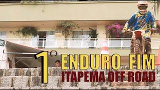 1� Enduro FIM Itapema OFF ROAD Release do Evento