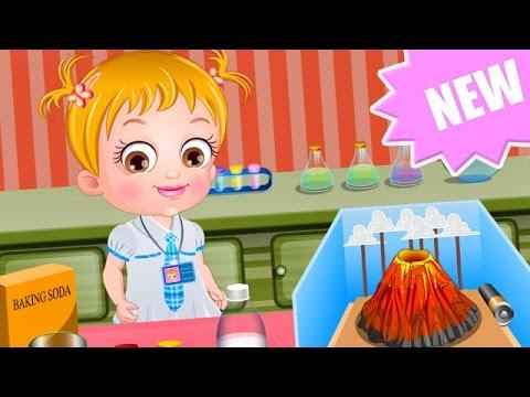 Baby Hazel Game Movie - Baby Hazel Science Fair - Dora the Explorer