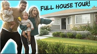 FISHER FAMILY HOUSE TOUR *NEW HOUSE*