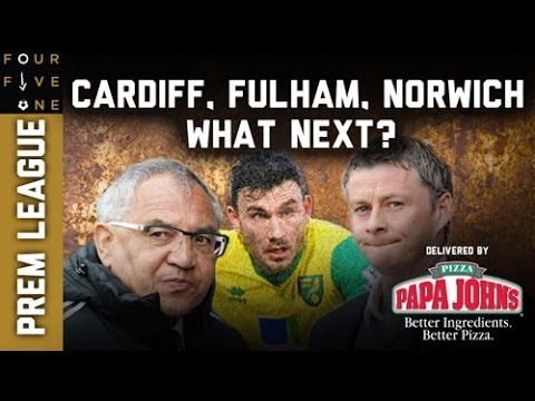 What next for Fulham, Norwich and Cardiff?