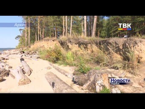 Второй проект берегоукрепления в Бердске не принят госэкспертизой