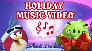 Angry Birds - Vianočný mix