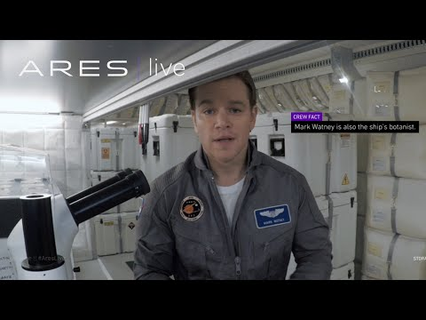 Ares 3: Farewell