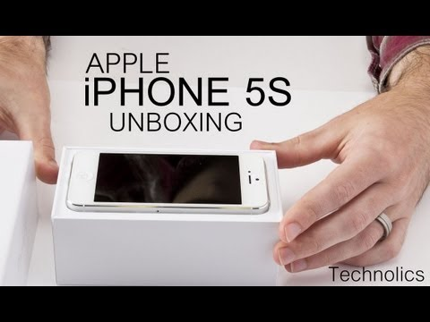Apple iPhone 5S  Unboxing & In-Depth Review #iPhone 5S