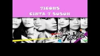 7ICONS - CINTA 7 SUSUN [AUDIO]