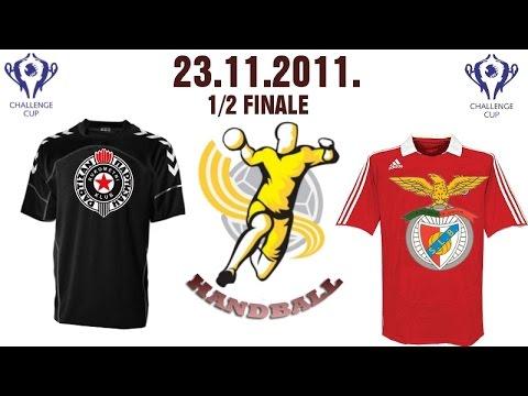 RK Partizan – SL Benfica (2011.)