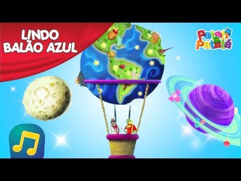 Lindo Balão Azul - Patati Patatá (DVD Coletânea de Sucessos)