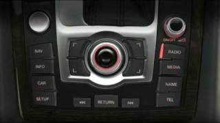Officially Interior new Audi Q7 2010 facelift videos