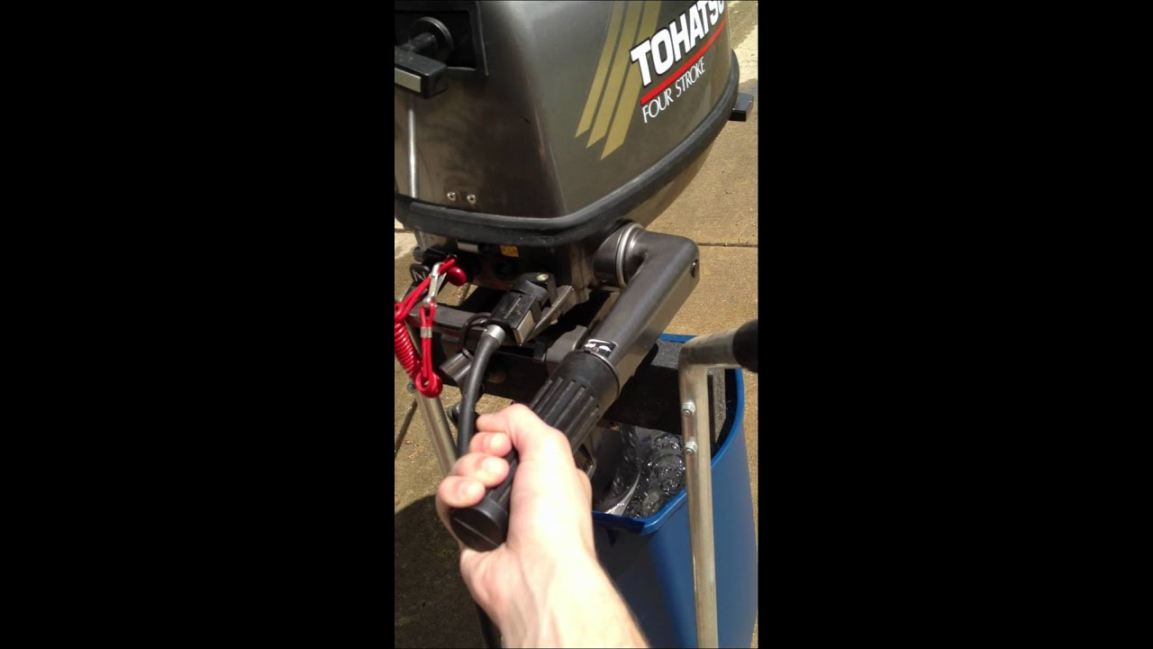 Tohatsu 6hp outboard motor short shaft 17 annapolis for for Tohatsu boat motors for sale