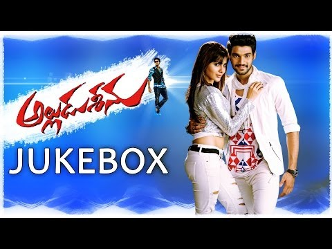 Listen Alludu Seenu Movie Audio Songs