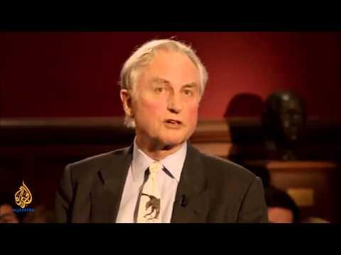 RICHARD DAWKINS takes on ISLAM on Al Jazeera TV