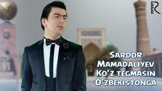 Превью из музыкального клипа Сардор Мамадалиев - Куз тегмасин Узбекистонга
