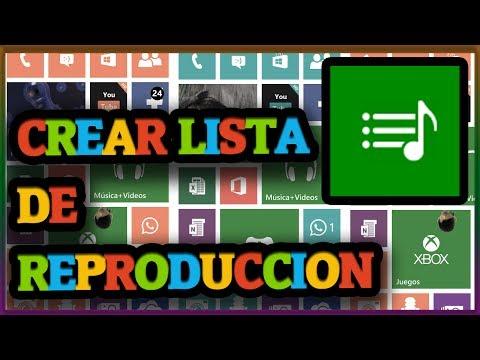 Crear listas de reproducción en Windows Phone 8