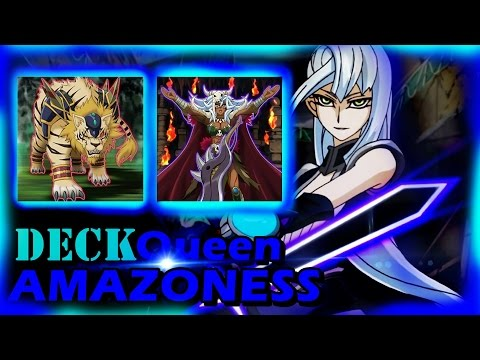 Amazoness Queen Deck (May/2017) [Duel & Profile] TCG/OCG