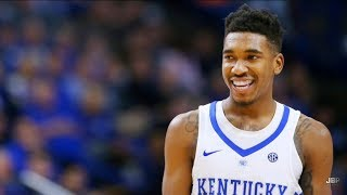 The Walking Bucket || Kentucky SG Malik Monk 2016-17 Highlights ᴴᴰ