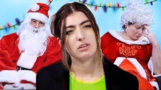 SANTA CLAUS GOES TO COUPLES  THERAPY! Rclbeauty101
