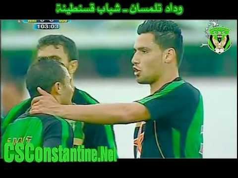 WAT 0 vs CSC 1 : Coupe d'Algérie 2012 : Le but de Ziti