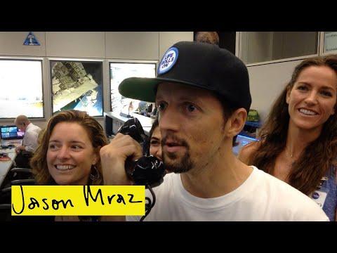 Jason Mraz Sings to NASA Astronauts