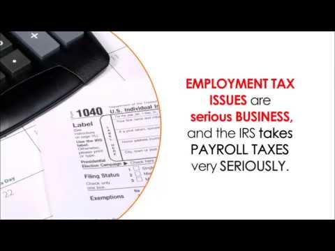 Chicago Tax Relief:  Help With Back Payroll Taxes