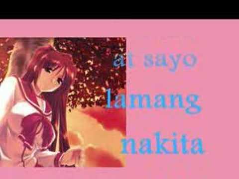Aiza Seguerra - Para Lang Sa'Yo translation in English ...