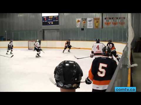 comtv.ca -SPORTS: Medicine Hat Midget Tigers vs SSAC BP Athletics  (October 8, 2011) part 1of2