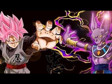 Dragon Ball Super - Bảy viên ngọc rồng siêu cấp tập 59 - 60. BLACK SSJ ROSE đại chiến Thần hủy diệt