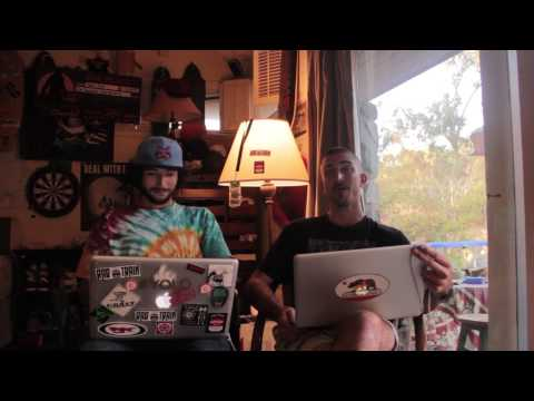Questions with Max Capps and Jimmy Riha via Rad Train
