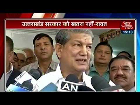Why is Satpal Maharaj avoiding to fight polls? - Harish Rawat