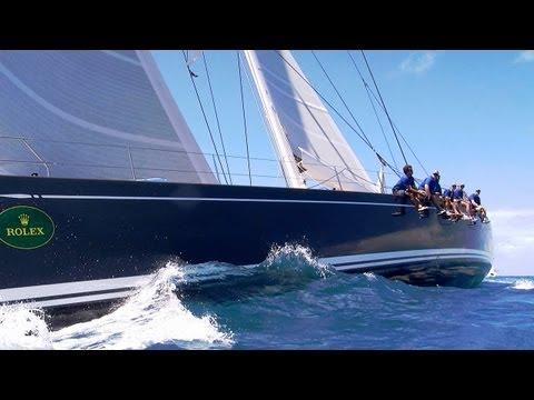 Rolex Swan Cup Caribbean 2013