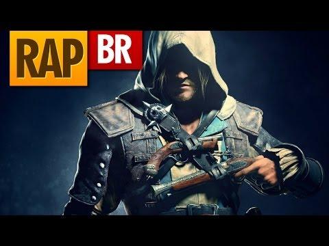 Rap do Assassin's Creed | Tauz RapGame 19