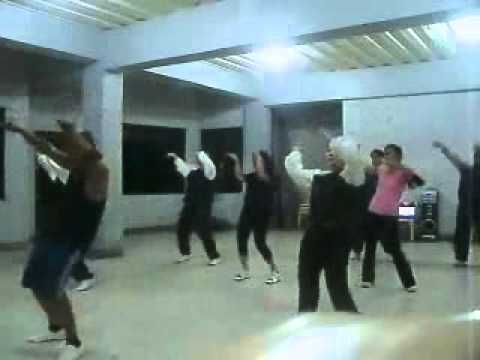 Hot Mama's Dance Exercise
