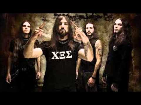 Rotting christ the sing of prime creation [χαος γενετο]