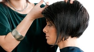 2 Tips For Styling Your A-Line Bob Short Hairstyles