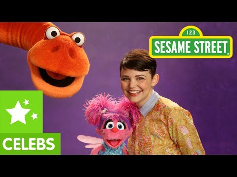 Sesame Street: Ginnifer Goodwin and Abby's Adventure!