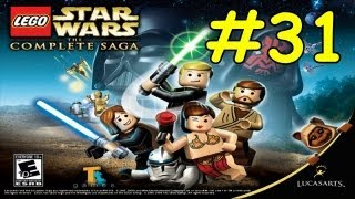 Lego Star Wars The Complete Saga Walkthrough Episode 6